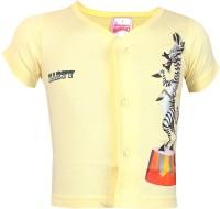 Jazzup Printed Baby Boy's Round Neck T-Shirt - TSHE8P9AGWGHXG5Z