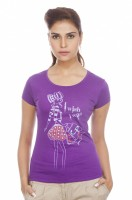 TSG Breeze Printed Women's Round Neck T-Shirt - TSHDR847KQY8XGZF
