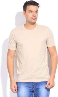 Bossini Bossini Solid Men's Round Neck T-Shirt (Multicolor)