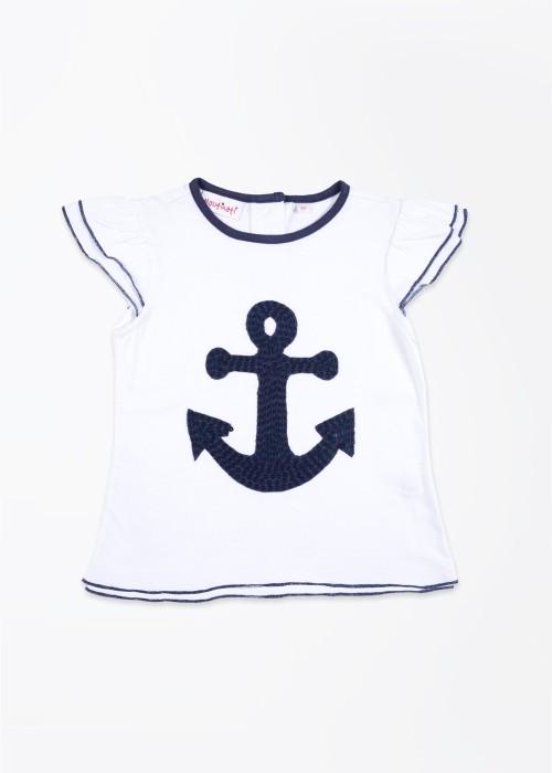 Nauti Nati Girl's T-Shirt - TSHDSYJRFJGY4PF7