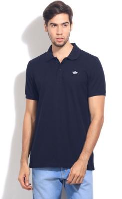Adidas Originals Solid Men's Polo T-Shirt