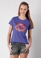 Tantra Printed Women's Round Neck T-Shirt