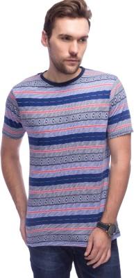 Slub By INMARK Graphic Print Men's Round Neck T-Shirt