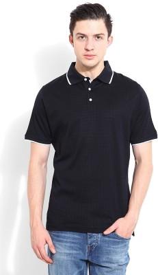 Blackberrys Printed Men's Polo T-Shirt