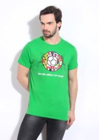 FIFA Printed Men's Round Neck T-Shirt