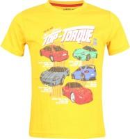 Jazzup Printed Baby Boy's Round Neck T-Shirt - TSHE8P9ADQCRYN2W