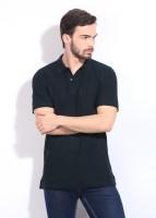 Proline Solid Men's Polo Neck T-Shirt