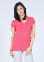 Proline Solid Women's Round Neck T-Shirt