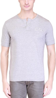 Clst Solid Men's Henley T-Shirt