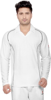 Omtex Solid Men's Polo Neck T-Shirt