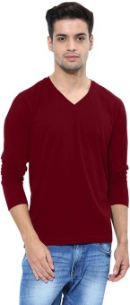 Softwear Softwear V-Neck Solid Men's V-neck T-Shirt