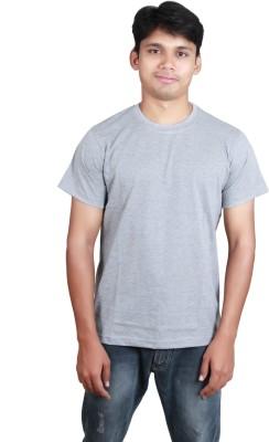 Megsto Solid Men's Round Neck T-Shirt
