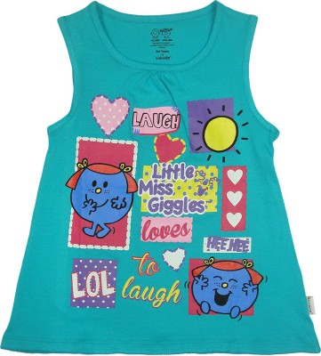 Mr.Men Little Miss Girl's T-Shirt