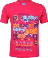 Jazzup Printed Baby Boy's Round Neck T-Shirt - TSHE8P9AGDPH5HNT