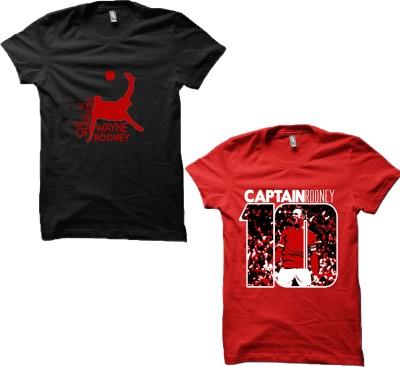 EETEE Printed Men's Round Neck T-Shirt