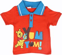 Disney Printed Baby Boy's Polo T-Shirt