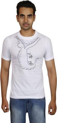 Legendary Graphic Print Men's T-Shirt
