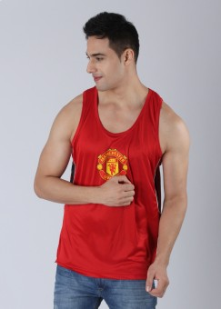 Compare Manchester United Round Neck Printed Men T-shirt: T-Shirt at Compare Hatke