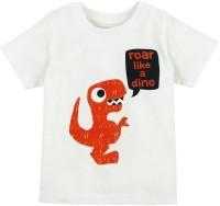 Oye Animal Print Baby Boy's Round Neck T-Shirt - TSHE9RDRZXCEJN2F