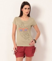 TSG Breeze Printed Women's Round Neck T-Shirt - TSHDXW5K2KGNBQGW
