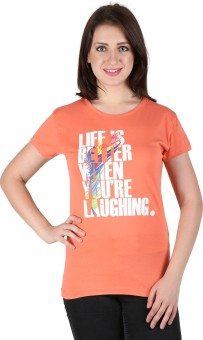 Element Of Humanity Graphic Print Women's Round Neck T-Shirt