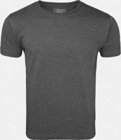 Zovi Solid Men's Round Neck T-Shirt