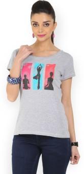 Max Printed Women's Round Neck T-Shirt - TSHE2RPW2ZGUGGDV