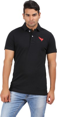 Kite Clothing Solid Men's Polo Neck T-Shirt