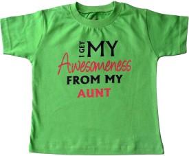 Acute Angle Printed Boy's Round Neck T-Shirt - TSHE8KDHUMQBCD6J