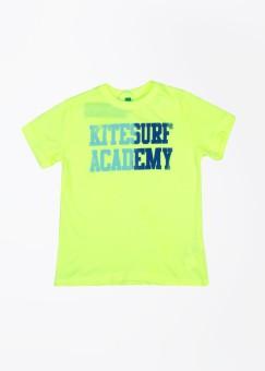 United Colors Of Benetton Printed Boy's Round Neck T-Shirt - TSHE5N6HYEMHBVYQ