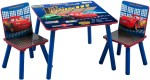 Pixar Cars Table and Chairs Set