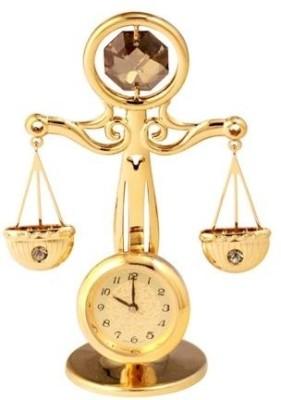 Crystocraft Table Clocks Crystocraft Multicolor Clock
