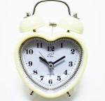 Like Table Clocks Like Analog Cream Clock