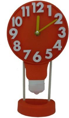Abee Fancy Blub Design Kids 3D Table Clock With Pendulum