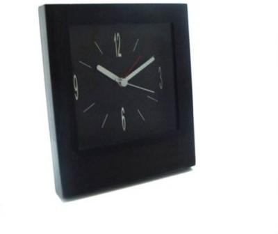 Aptron Table Clocks Aptron Analog Black Clock