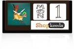 Shopkeeda Table Clocks Shopkeeda Analog Multicolor Clock