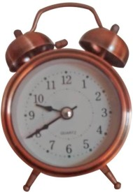 ShopnGift Analog Multicolor Clock
