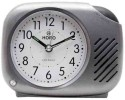 Horo HR911-001 Table Clock - Silver