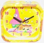 Like Table Clocks Like Analog Yellow Clock