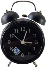 Gift Soul Table Clocks Gift Soul Analog Black Clock