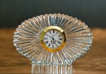 Diamond Crystal Table Clocks Diamond Crystal White Clock