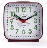 Orpat Table Clocks Orpat Analog Burgandy Clock