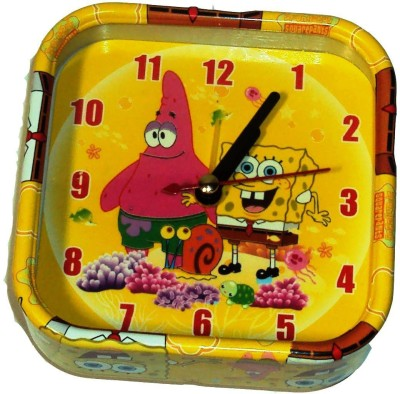 Gift Palce Table Clocks Gift Palace Analog Multicolor Clock
