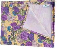 Rainwalker Printed 4 Seater Table Cover Purple, Cotton