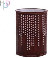 Height Of Designs Rain Drop Night Lamp (15 Cm, Brown)