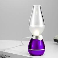Its Our Studio Blow Table Lamp (21 Cm, Purple)