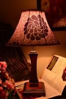 Yashasvi Yashasvi Berries Table Lamp Table Lamp (45 Cm, Multicolor)
