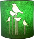 Craftter Abstract Bird Wall Lamp Table Lamp - Green