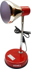 Wemex 002 Special Mystic Red Table Lamp
