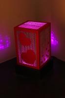 Sylvn Studio Amor Big Table Lamp (Pink)